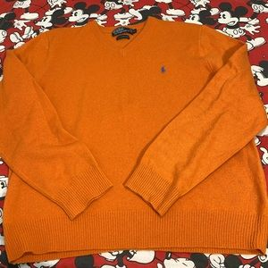 Polo Ralph Lauren Lambs Wool Sweater